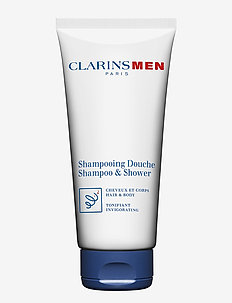 CLARINSMEN BODY HAIR & BODYSHAMPOO - schampo - no color