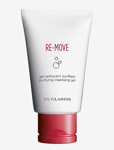 MY CLARINS PURIFYING CLEANSING GEL - puhdistusgeeli - no color