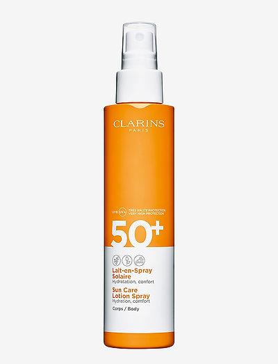 Sun Care Lotion Spray Spf 50+ Body - kropp - no color