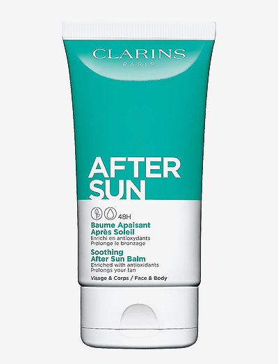 Soothing After Sun Balm Face & Body - aftersun - no color