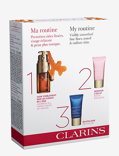 DOUBLE SERUM 30ML DOUBLE SERUM/15ML MULTI DAY/15ML MULTI NIG - ihonhoitosetit - no color