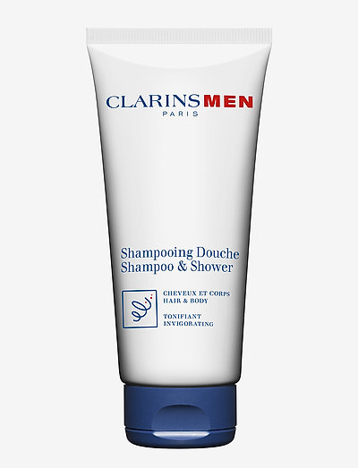 CLARINSMEN BODY HAIR & BODYSHAMPOO - bad - no color