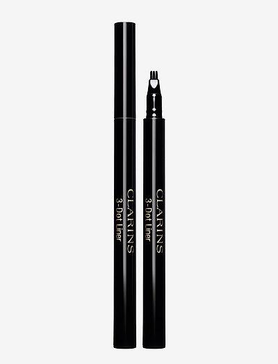 3-DOT LINER 01 INTENSE BLACK - eyeliner - 01 black