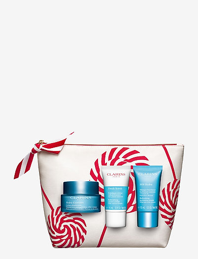 Hydra-Essentiel Holiday Collection - hudplejesæt - clear