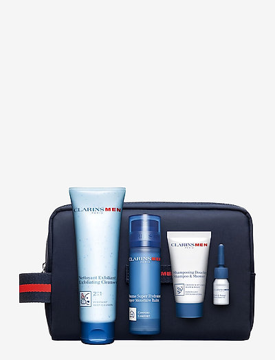 ClarinsMen Holiday Collection - beauty giveaways - clear