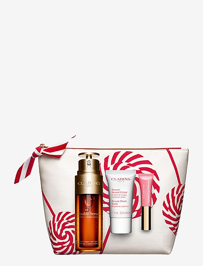 Double Serum Holiday Collection - serum - clear
