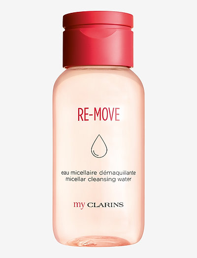 My Clarins Re-Move Micellar Cleansing Water - sminkborttagning - clear