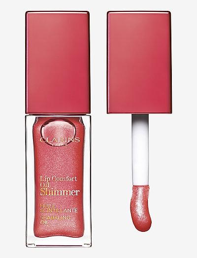 Lip Comfort Oil Shimmer - läppglans - 06 pop coral