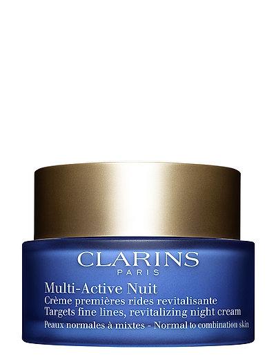 MULTI-ACTIVE NIGHT CREAM NORMAL SKIN - NO COLOR