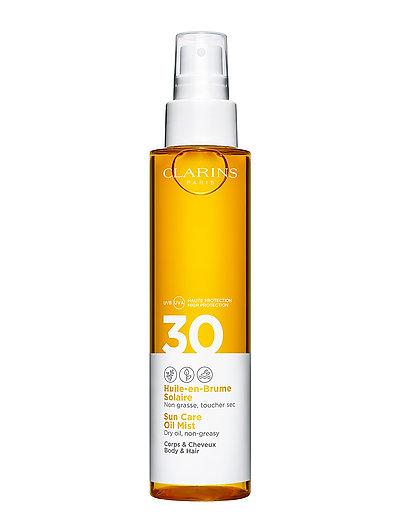 SUN BODY OIL SPF30 - NO COLOR