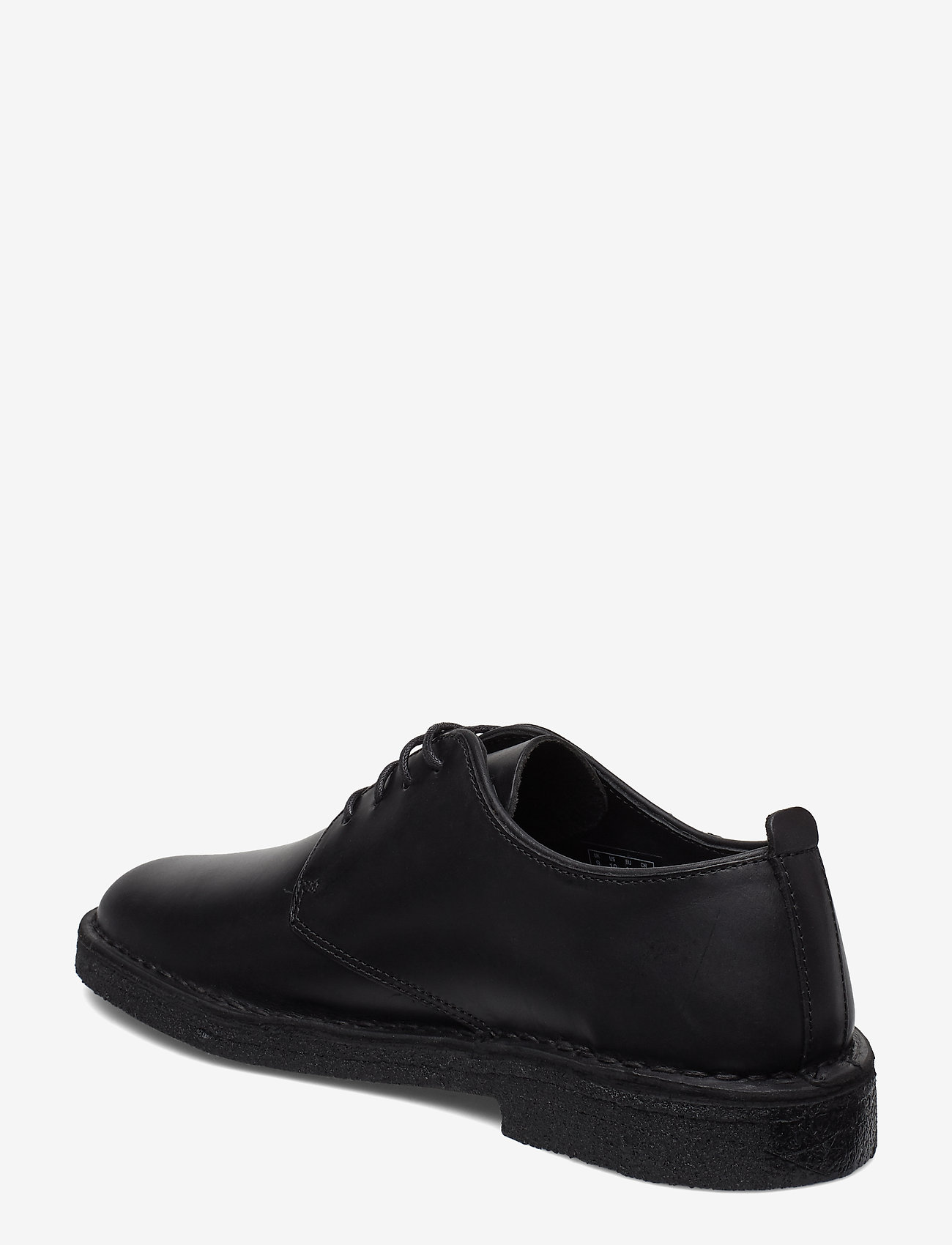Clarks Originals - Desert London - snörskor - black leather - 2