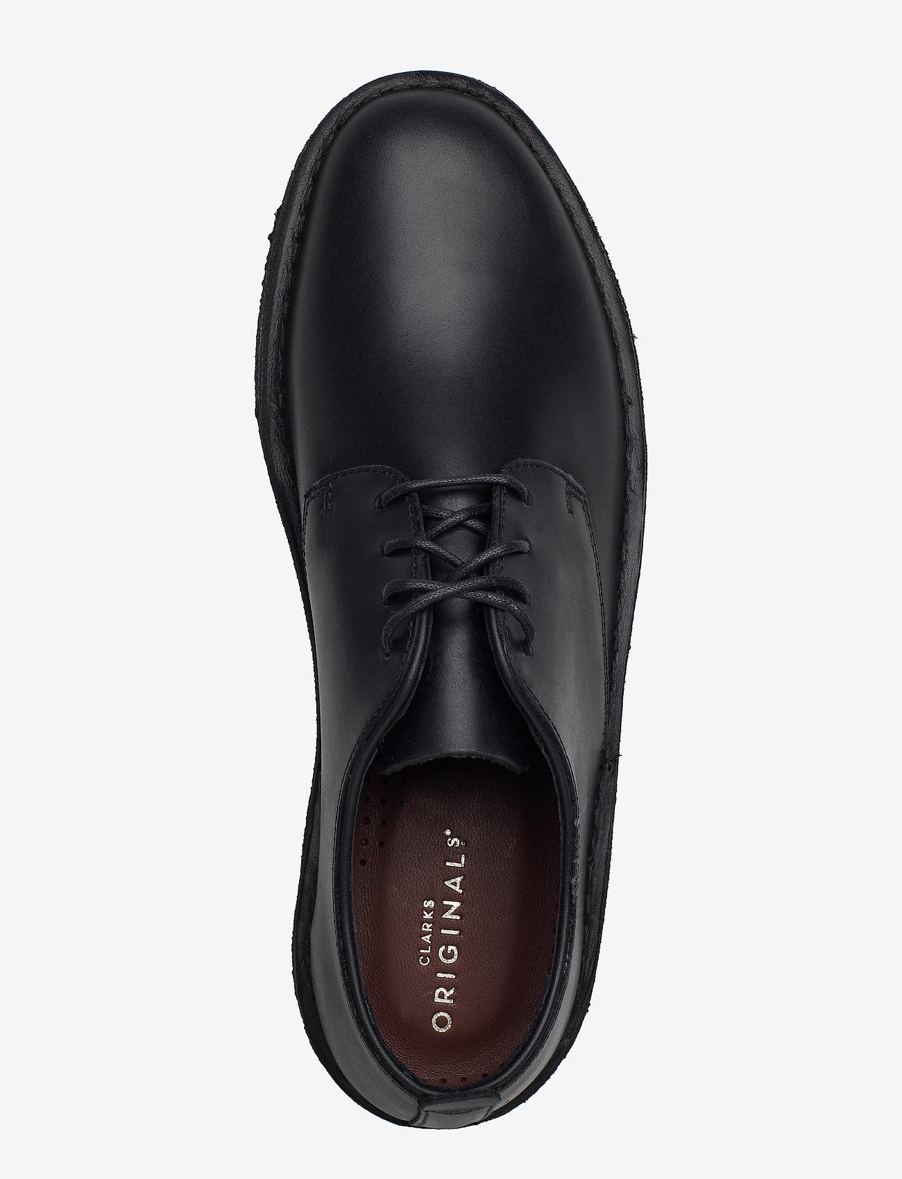Clarks Originals - Desert London - snörskor - black leather - 3