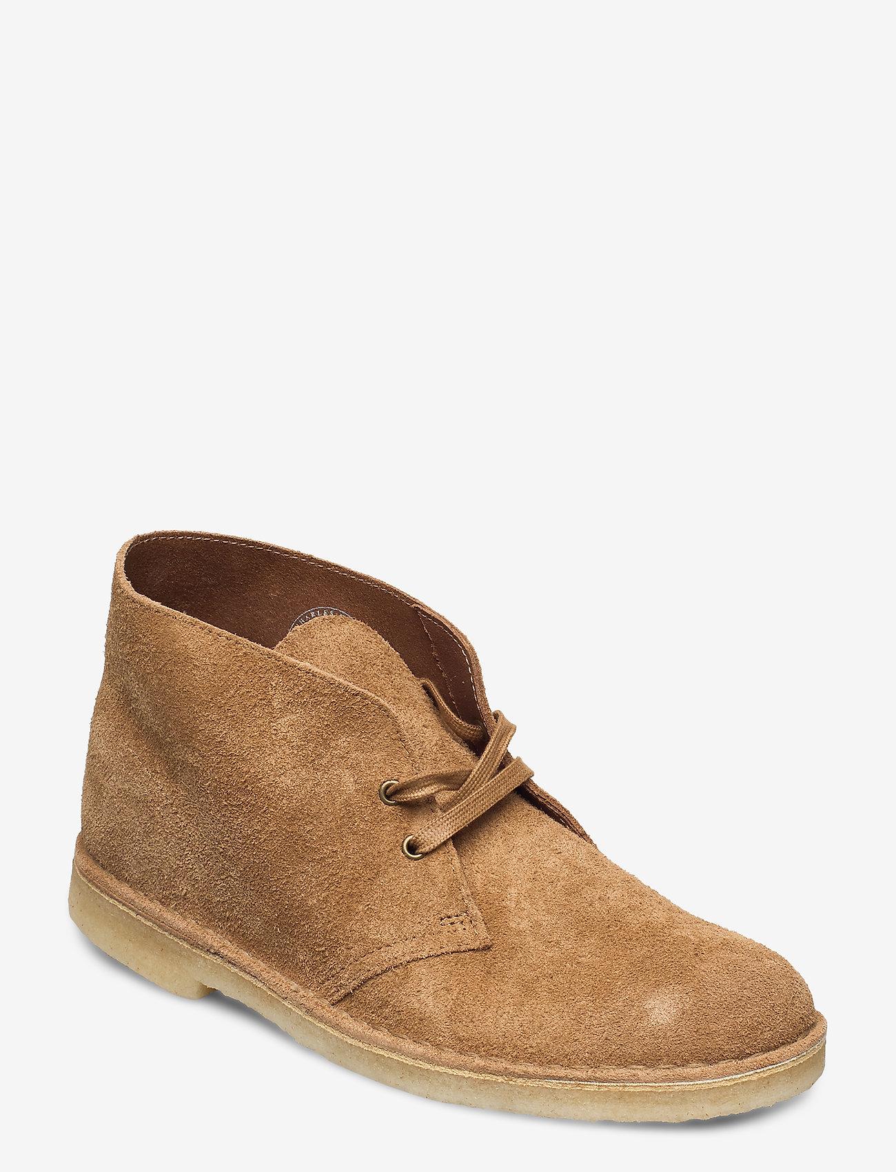 Clarks Originals - Desert Boot - desert boots - nutmeg suede - 0