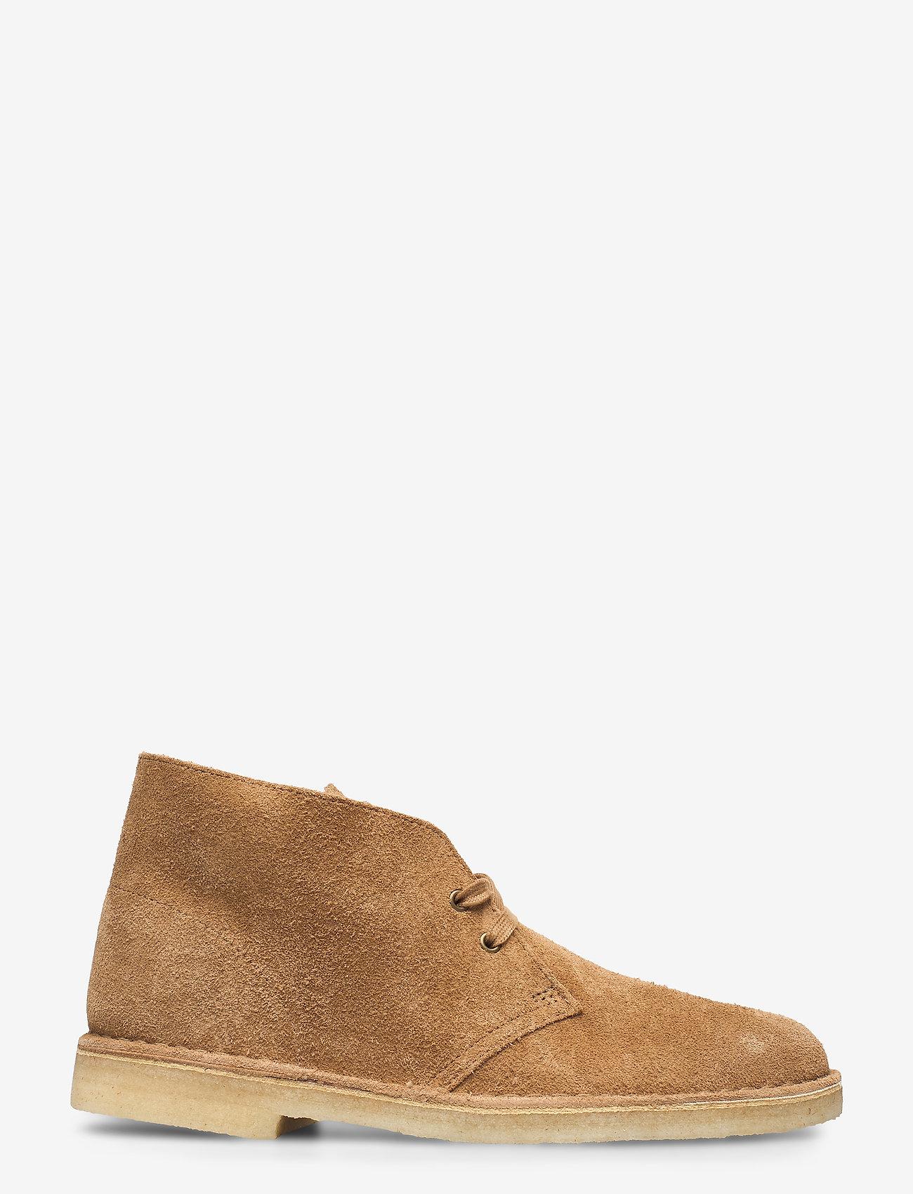 Clarks Originals - Desert Boot - desert boots - nutmeg suede - 1