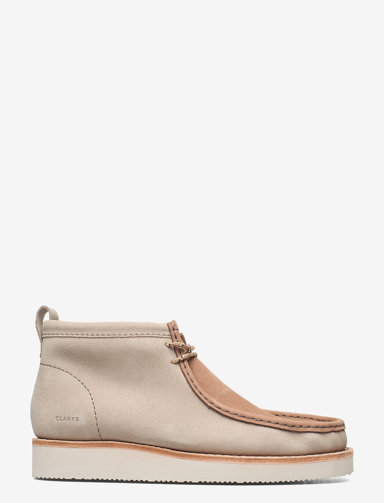 Clarks Originals - Wallabee Hike - desert boots - sand combi - 1