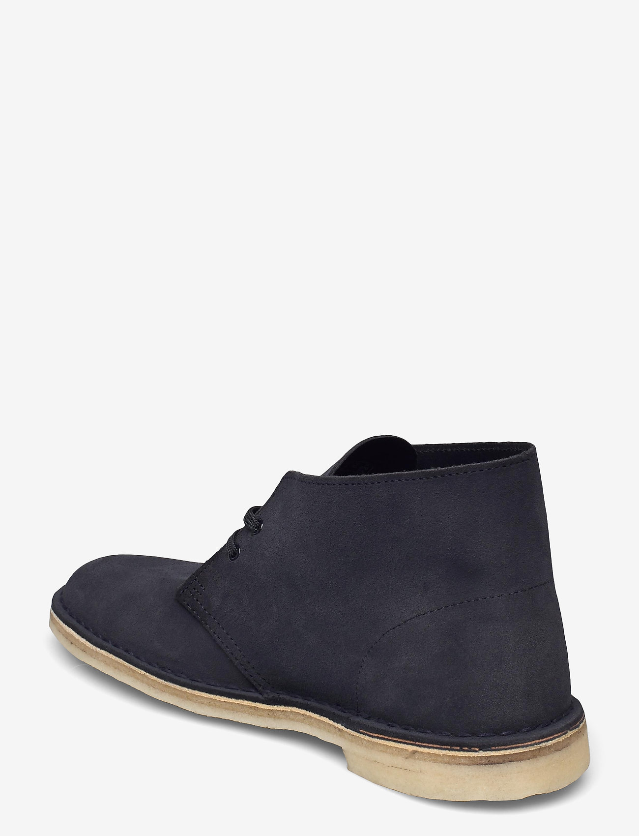 Clarks Originals - Desert Boot - Ökenkängor - ink suede - 2