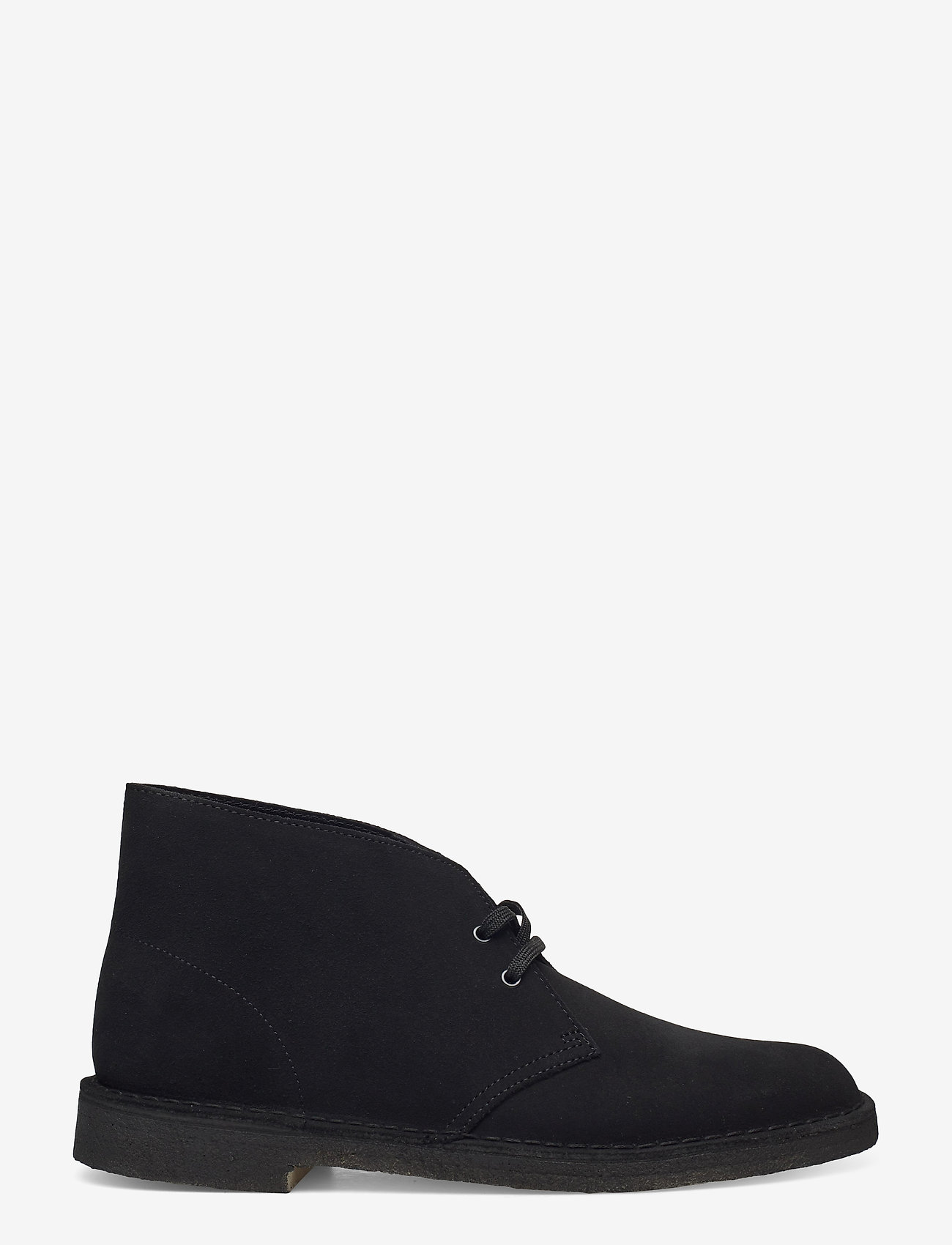 Clarks Originals - Desert Boot - desert boots - black sde - 1