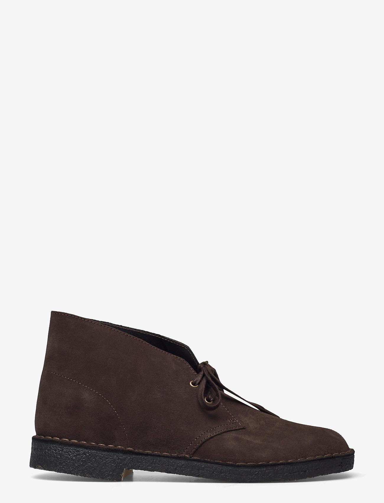 Clarks Originals - Desert Boot - Ökenkängor - brown sde - 1