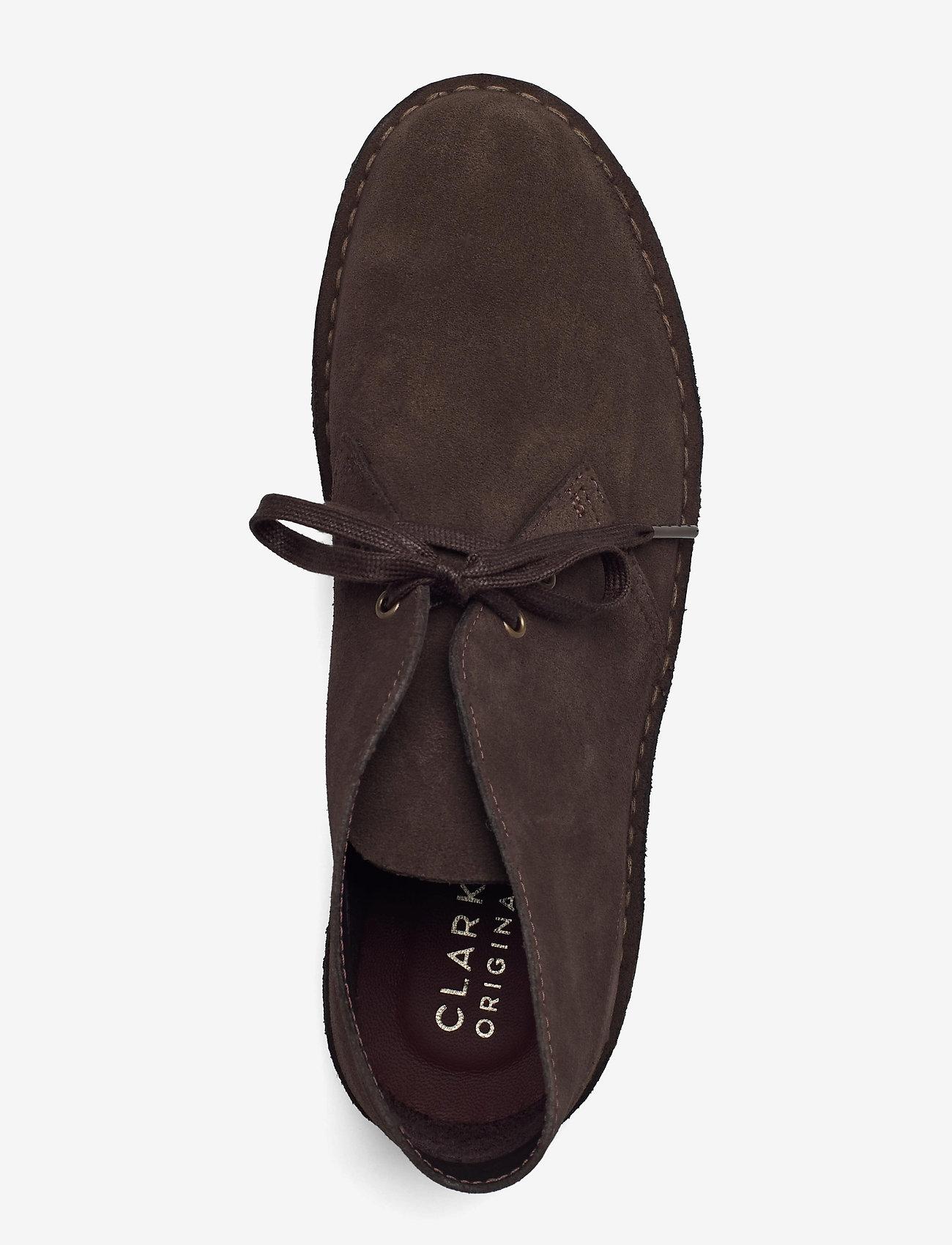 Clarks Originals - Desert Boot - Ökenkängor - brown sde - 3