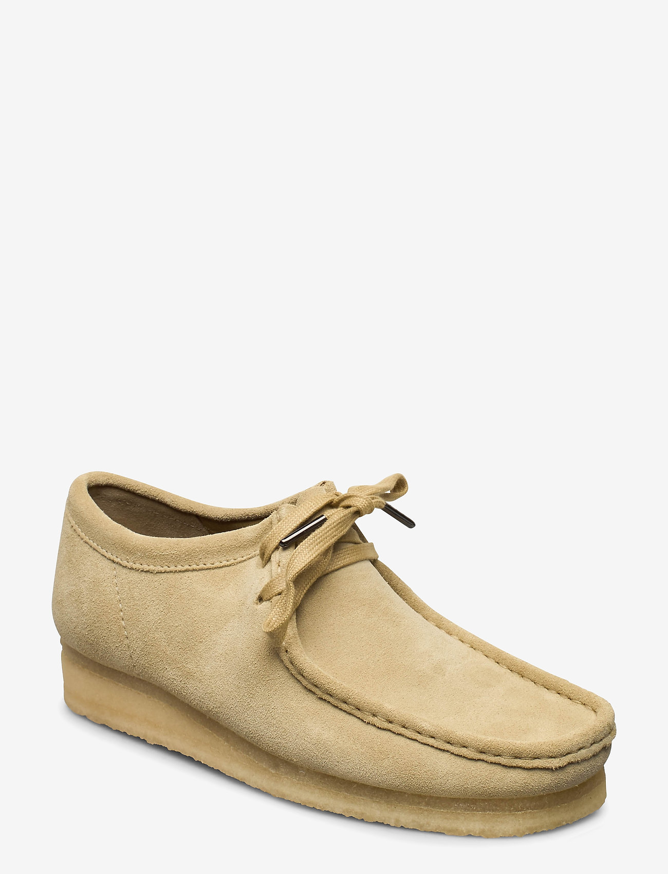 Clarks Originals - Wallabee - desert boots - maple suede - 0