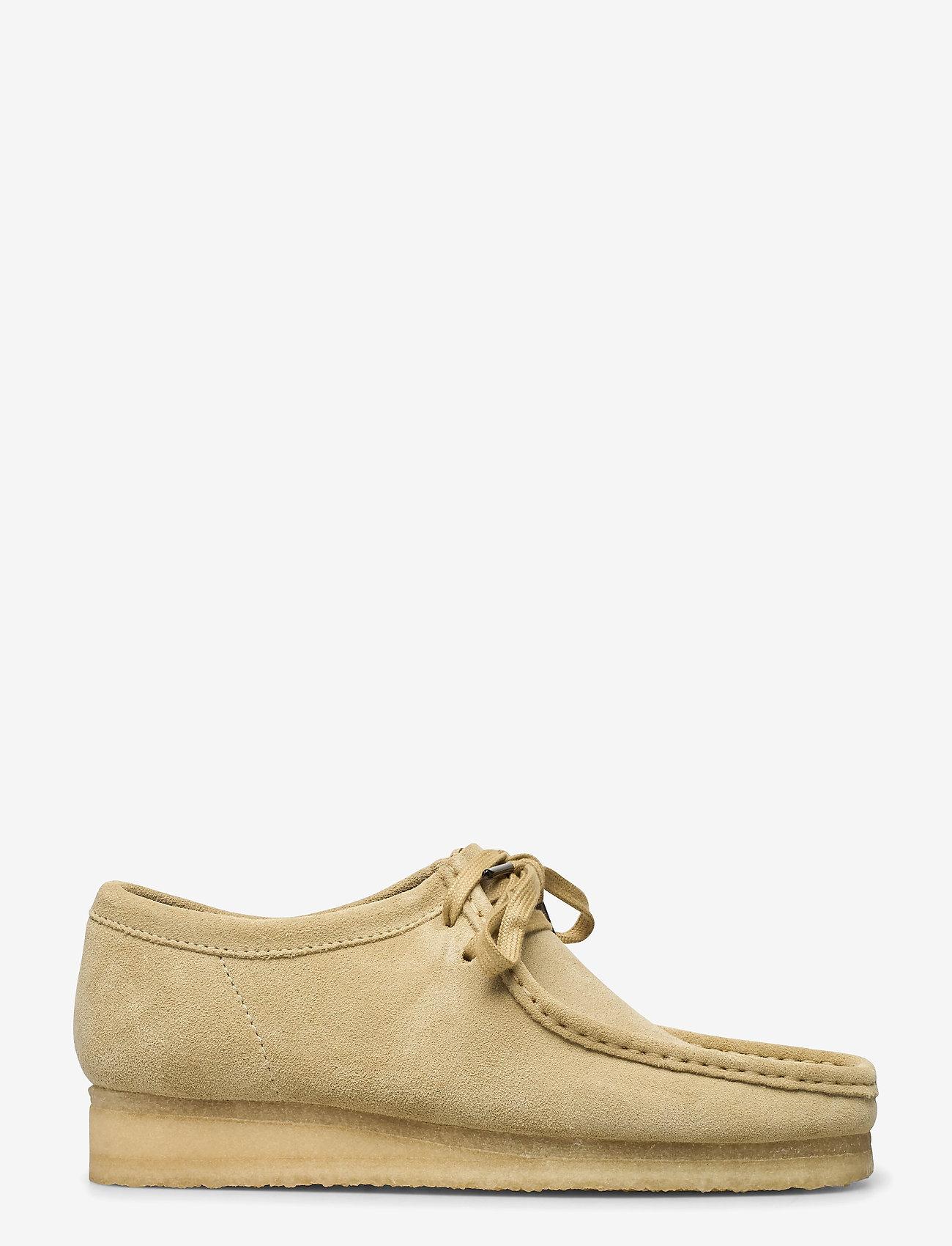 Clarks Originals - Wallabee - desert boots - maple suede - 1