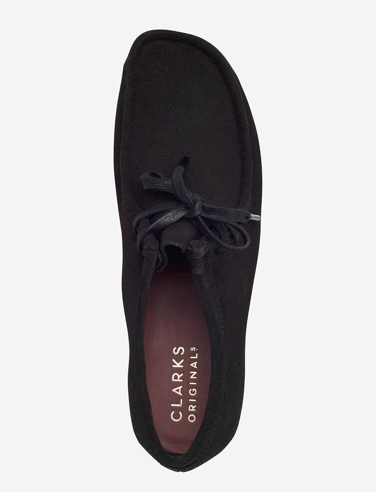 Clarks Originals - Wallabee - snörskor - black sde - 3