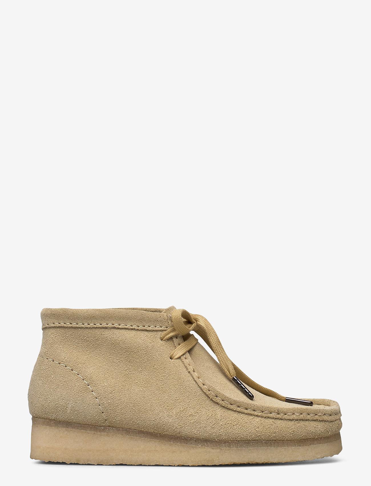 Clarks Originals - Wallabee Boot. - ankle sko - maple suede - 1