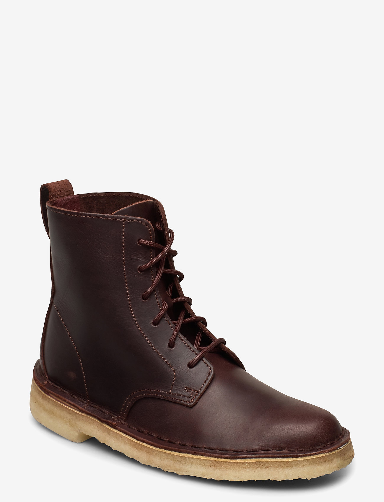 Clarks Originals - Desert Mali. - flate ankelstøvletter - chestnut leather - 0