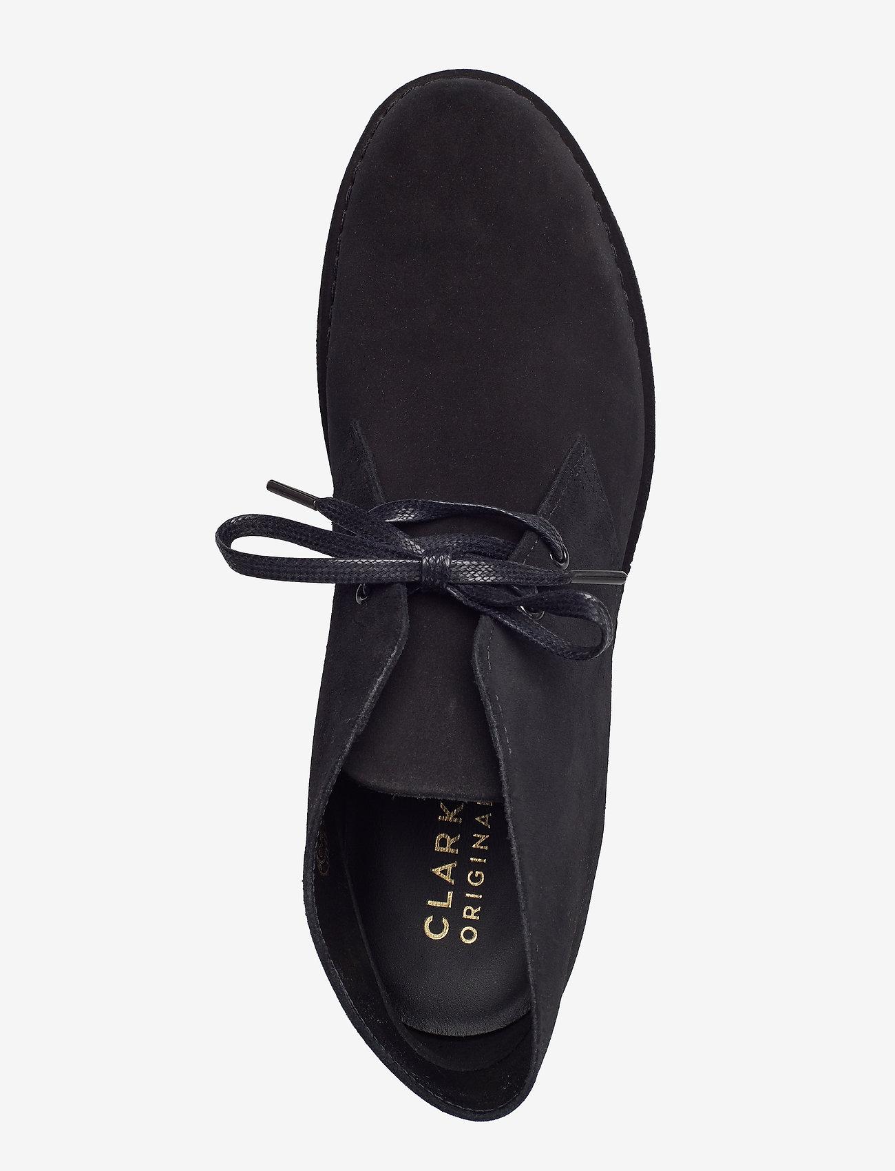 Clarks Originals - Desert Boot221 - Ökenkängor - black sde - 3