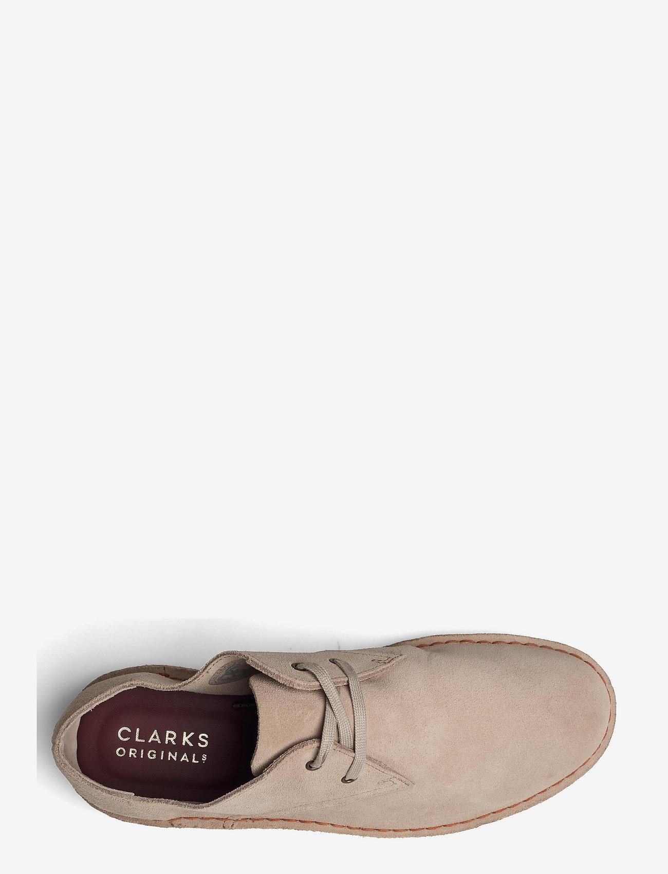 Clarks Originals - Desert Khan - Ökenkängor - sand suede - 3