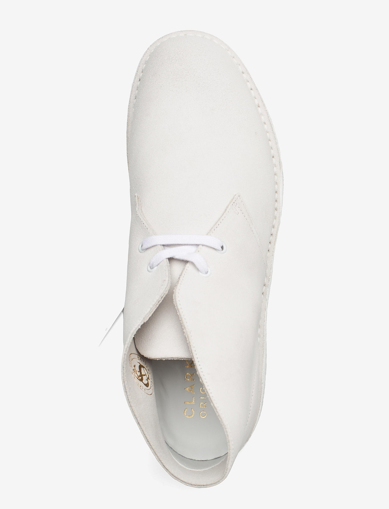 Clarks Originals - Desert Boot221 - Ökenkängor - white/white - 3
