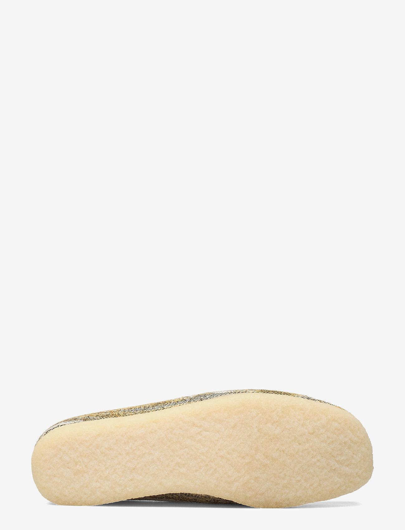 Clarks Originals - Wallabee - skor - sand fabric - 4