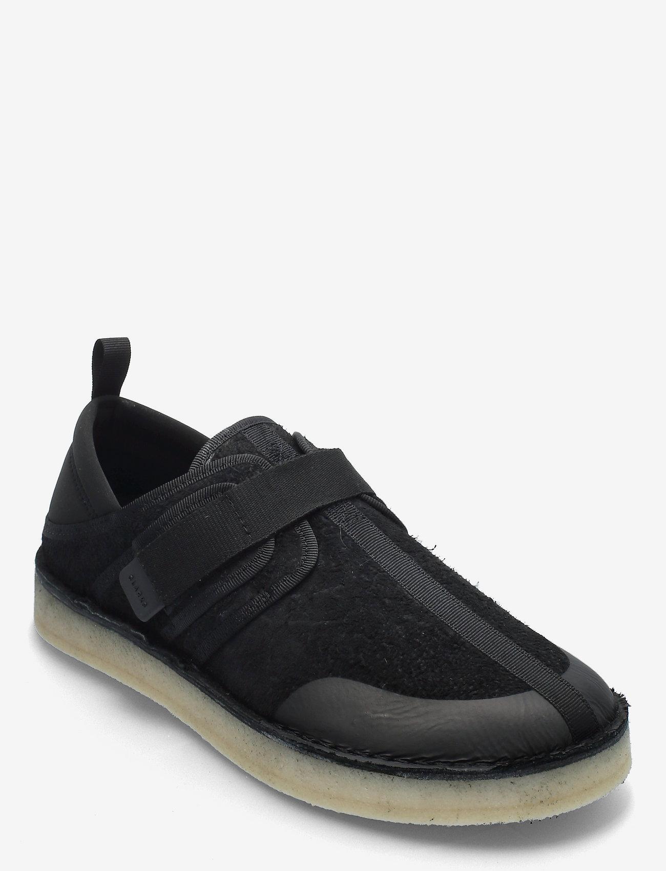 Clarks Originals - Trek Taiyo - låga sneakers - black combi - 0