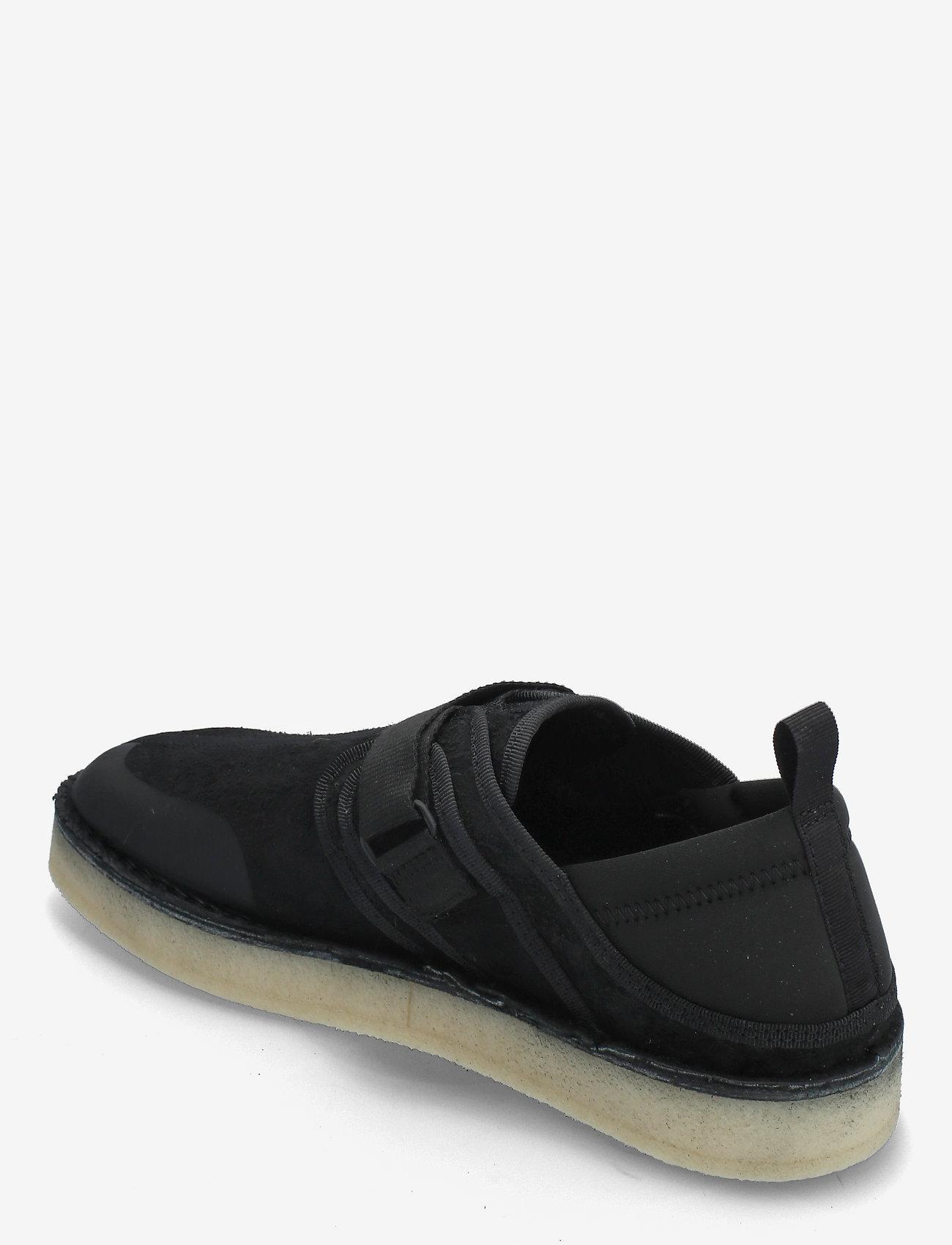 Clarks Originals - Trek Taiyo - låga sneakers - black combi - 2
