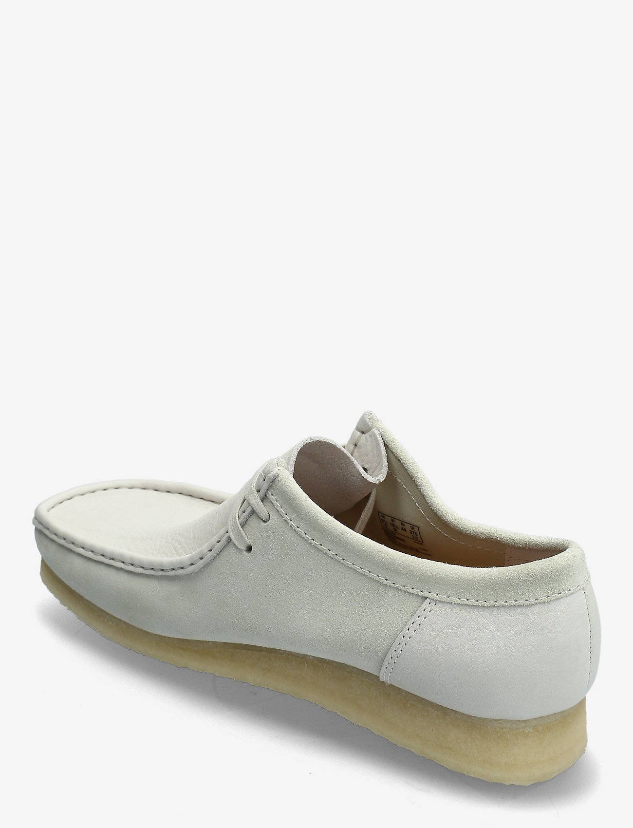 Clarks Originals - Wallabee 2CLR - skor - white combi - 2