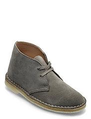 Desert Boot. - SAGE SUEDE