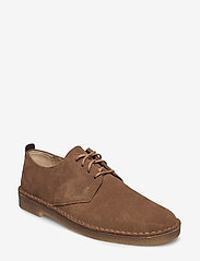 Clarks Originals - Desert London - chaussures lacées - cola suede - 0