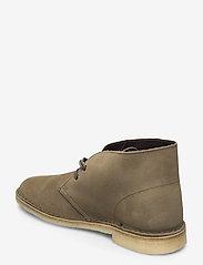Clarks Originals - Desert Boot - desert boots - light olive sde - 2