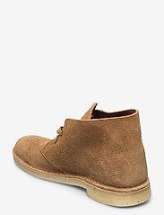 Clarks Originals - Desert Boot - desert boots - nutmeg suede - 2