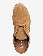 Clarks Originals - Desert Boot - desert boots - nutmeg suede - 3