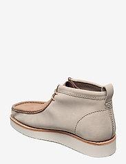 Clarks Originals - Wallabee Hike - desert boots - sand combi - 2