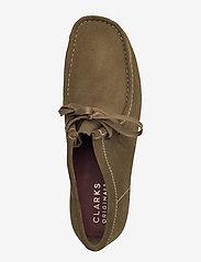 Clarks Originals - Wallabee - snøresko - khaki - 3