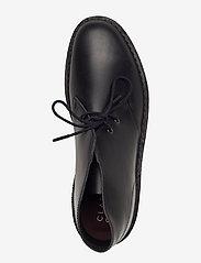 Clarks Originals - Desert Boot - Ökenkängor - black polished - 3