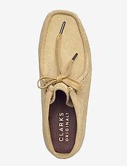 Clarks Originals - Wallabee Boot. - ankle sko - maple suede - 3