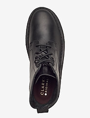 Clarks Originals - Desert Mali. - platta ankelboots - black polished - 3