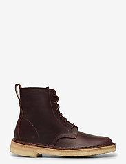 Clarks Originals - Desert Mali. - flate ankelstøvletter - chestnut leather - 1
