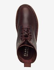 Clarks Originals - Desert Mali. - flate ankelstøvletter - chestnut leather - 3