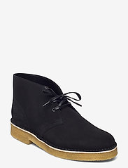 Clarks Originals - Desert Boot221 - Ökenkängor - black sde - 1
