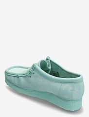 Clarks Originals - Wallabee. - loafers - mint suede - 2