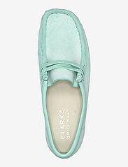 Clarks Originals - Wallabee. - loafers - mint suede - 3